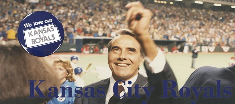 Kansas City Royals web exhibit